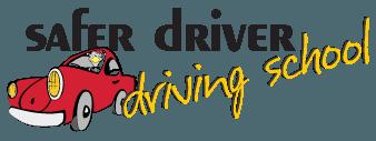Safer Driver Driving School Geelong Logo